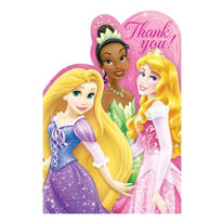 Disney Princess Thank You Notes 8ct Family