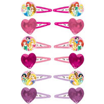 Disney Princess Hair Clips 12ct
