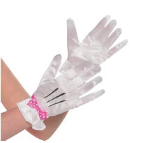 Child Minnie Mouse Gloves