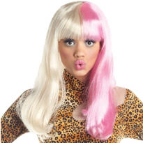 Two-Tone Diva Wig