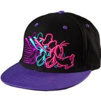 Neon Goofy Baseball Hat