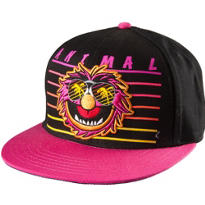 Neon Animal Baseball Hat