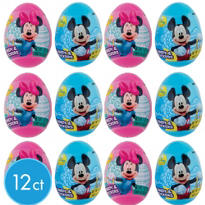 Mickey and Minnie Easter Egg Candy 12ct