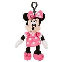 Clip-On Minnie Mouse Plush