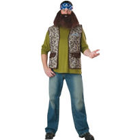 Adult Duck Dynasty Willie Accessory Kit