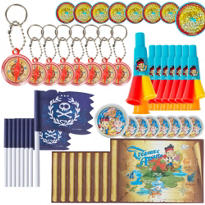 Jake and the Never Land Pirates Favor Pack 48pc