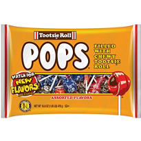 Tootsie Roll Pops