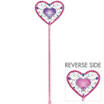 Disney Princess Heart Wand 14in