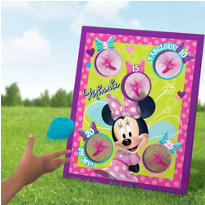 Minnie Mouse Bean Bag Toss Game