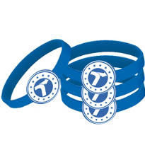 Turbo Wristbands 4ct