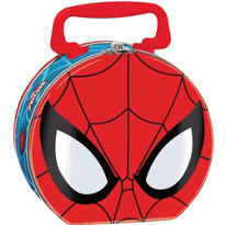Spider-Man Tin Box