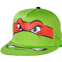Raphael Teenage Mutant Ninja Turtles Baseball Hat