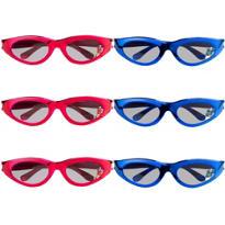 Power Rangers Sunglasses 6ct