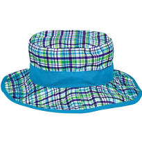 Child Blue Bucket Hat