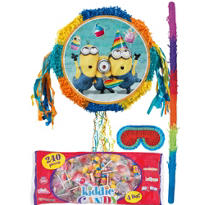 Pull String Despicable Me Pinata Kit