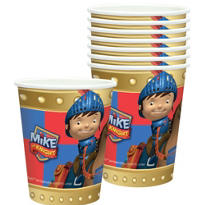 Mike the Knight Cups 8ct