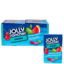 Jolly Rancher Fruit Chews 12ct