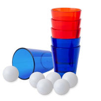 Shot Glass Beer Pong Set 12pc