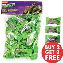 Teenage Mutant Ninja Turtles Cream Candies