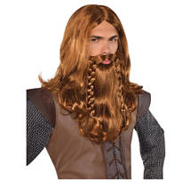 Nordic God Wig