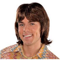 70s Hearthrob Wig