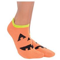 Jack-o'-Lantern Ankle Socks