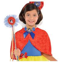 Snow White Capelet