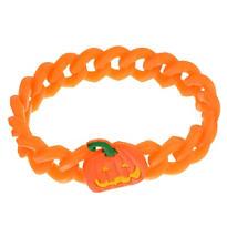 Pumpkin Chain Bracelet