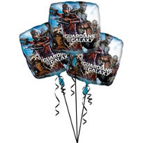 Guardians of the Galaxy Balloons 3ct