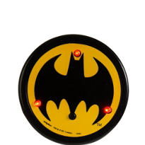 Light-Up Batman Button