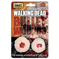 Walking Dead Bullet Wounds