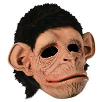 Monkey Monkey Chimp Mask