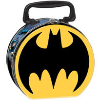 Batman Tin Box