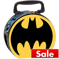 Batman Tin Box