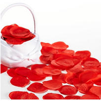 Red Rose Petals 300ct