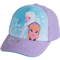 Child Purple Frozen Baseball Hat