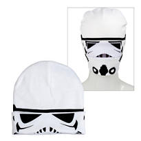 Stormtrooper Roll-Down Mask Beanie - Star Wars