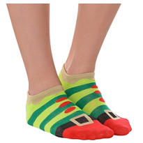 Elf Ankle Socks