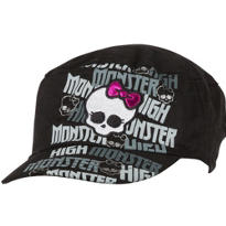 Child Monster High Cadet Hat