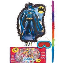 Pull String Comic Batman Pinata Kit