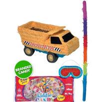 Dump Truck Pinata Kit