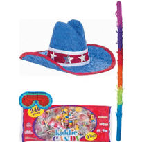 Cowboy Hat Pinata Kit