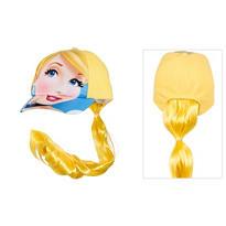 Child Cinderella Baseball Hat with Ponytail