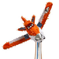 Pull String Planes Dusty Crophopper Pinata