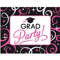 Sparkling Graduation Invitations for 50