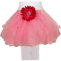 Child Flower Girl Tutu