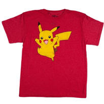 Pikachu T-Shirt - Pokemon