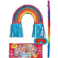 Rainbow Pinata Kit