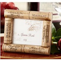 Wine Cork Photo Frame & Place Card Holder