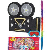Movie Camera Pinata Kit